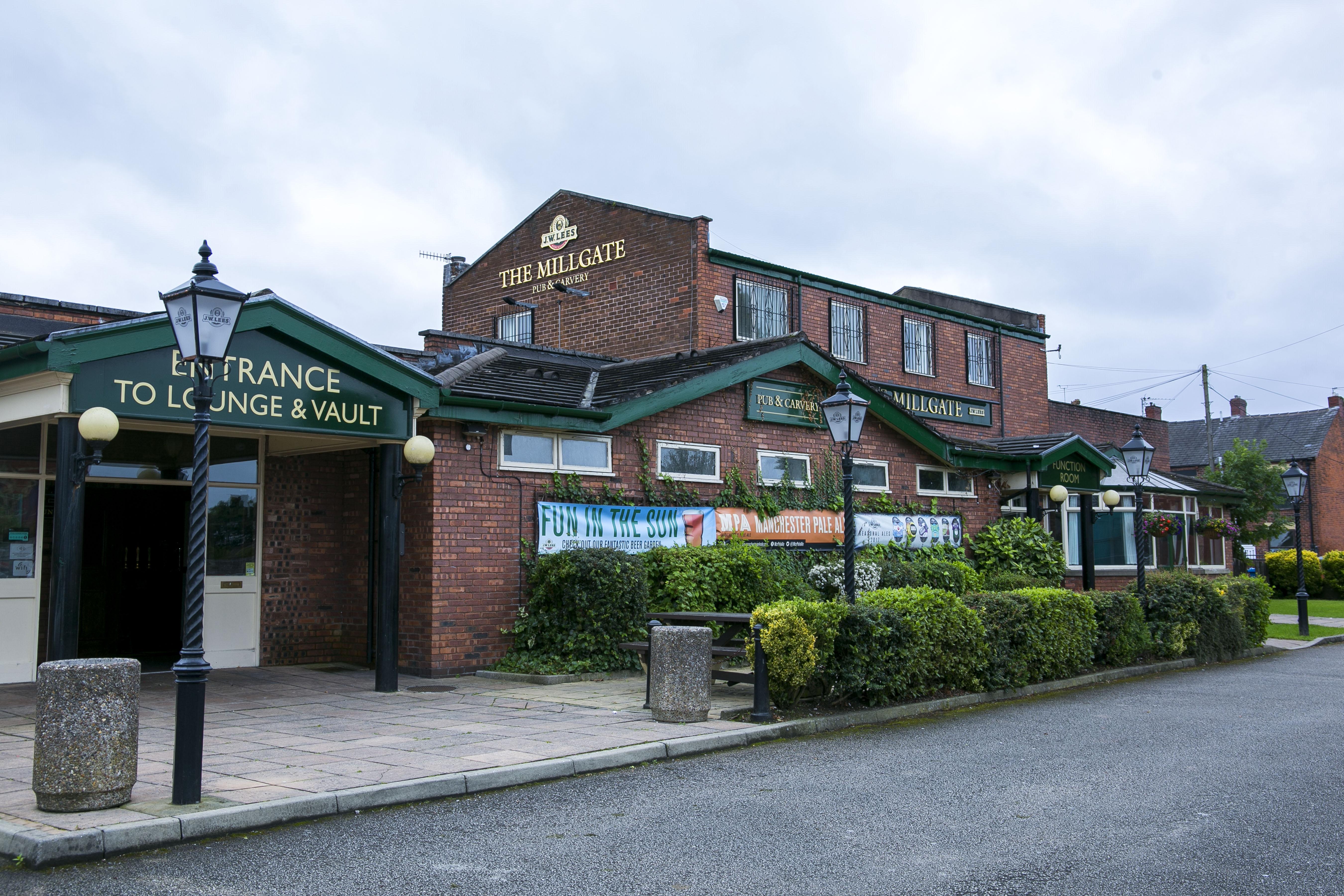The Millgate Pub